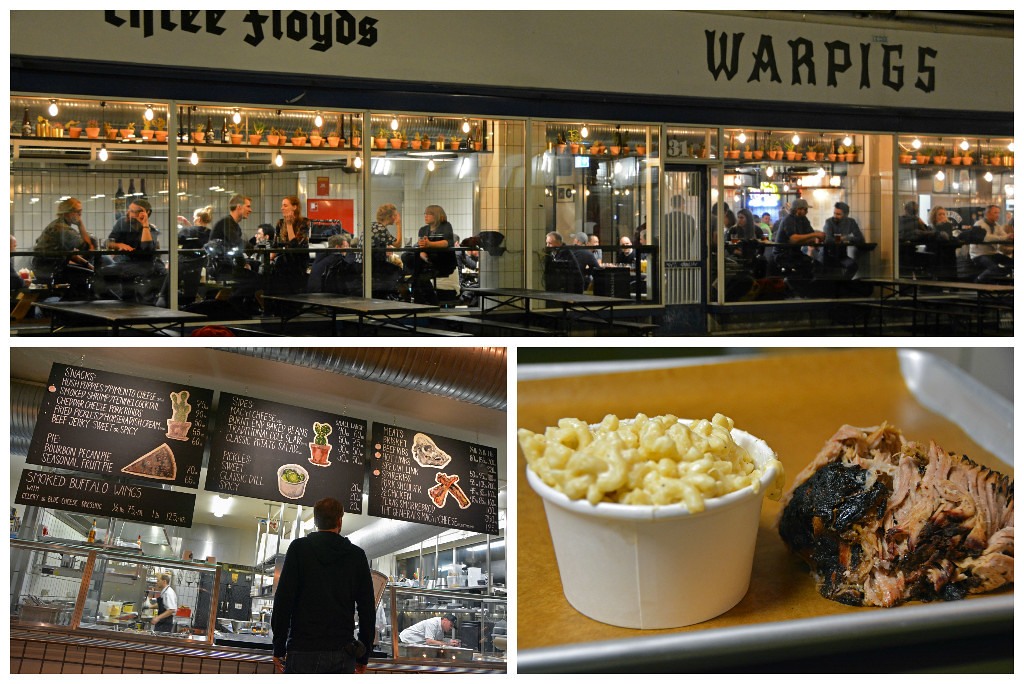 Warpigs in the Meat Packing District of Copenhagen
