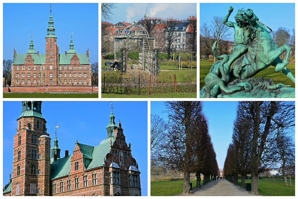 Rosenborg Castle & The King's Gardens in Copenhagen