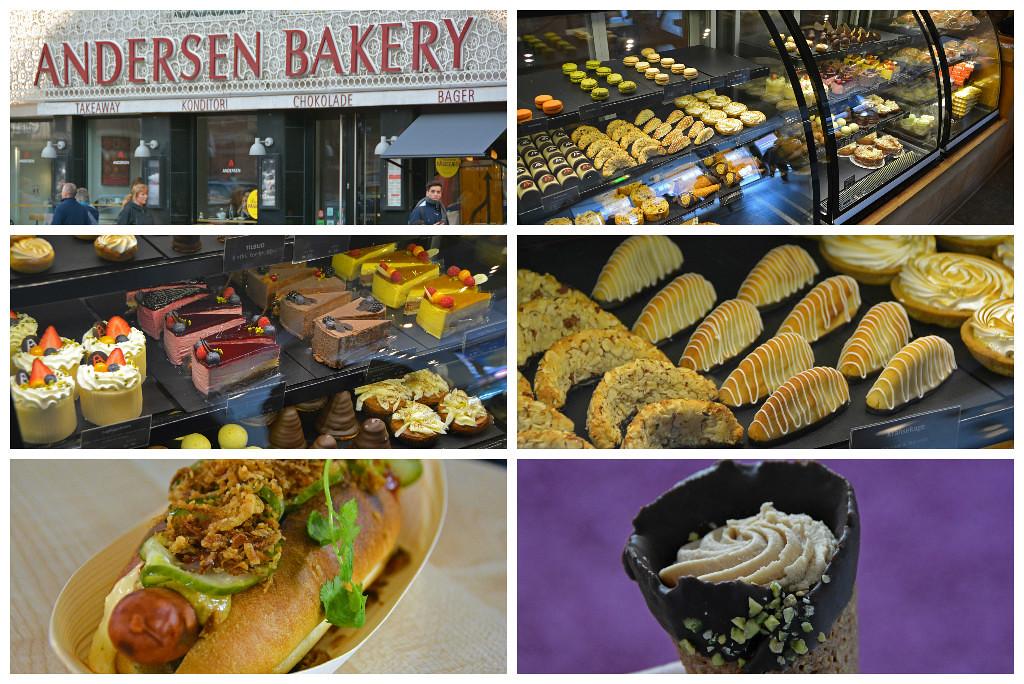 Andersen Bakery Copenhagen