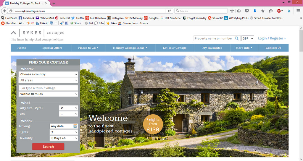 Cottages to rent in Ireland